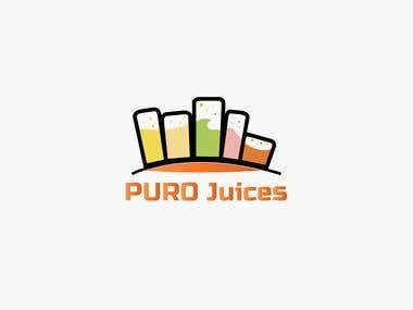Puro Juice Brand