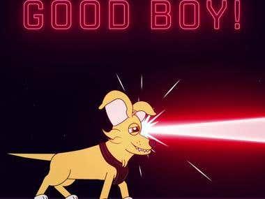 Antonio the Dog