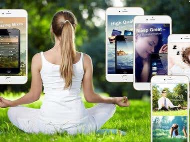 LifeStyle app (Ionic)