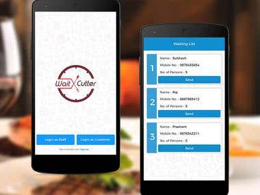 Restaurant App with IOS