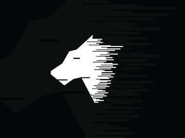 Glitchy animal icon project #1