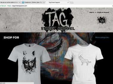 SHOPIGY WEBSITE WWW.TAGSTREET.COM