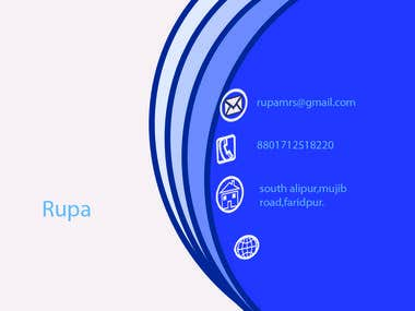 simply Visiting card