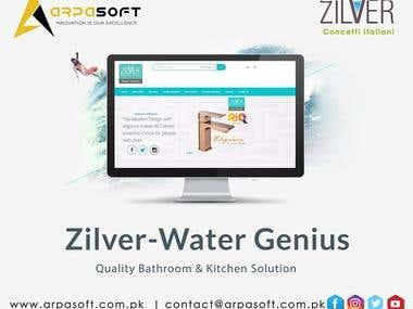 Zilver-Water Genius