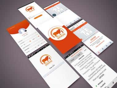 Mobile Application for NGO