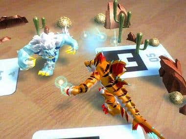 Mobile AR Games to Reach 420M Yearly Downloads by 2019