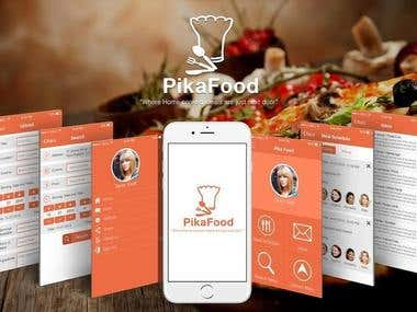 Pike Food App