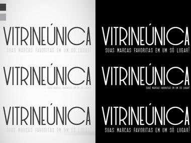 Instagram Template Design and Logo VitrineÚnica