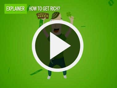 EXPLAINER 01 - How To Get Rich?