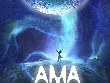 """Album Cover """"Ama"""""""