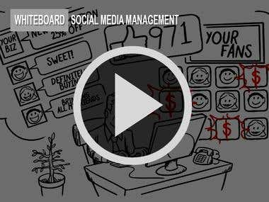 WHITEBOARD 04 - Social Media Management