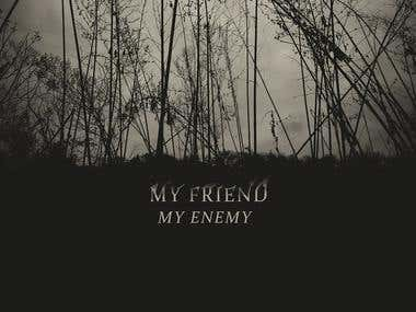 "Cover ""My Friend My Eney"""