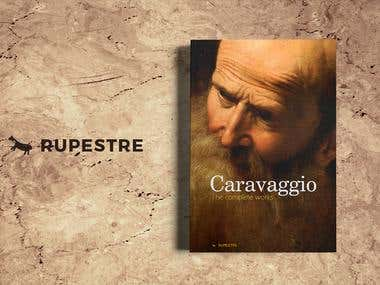 Book Cover - Caravaggio, The Complete Works