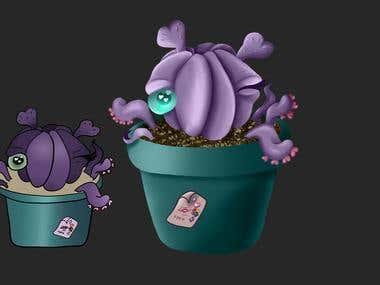 flora squids