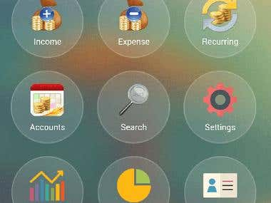 Expense Manager Mobile App
