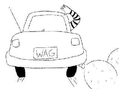 Wagwords crowdfunding prize GIF