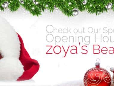 Zoya's Beauty Salon
