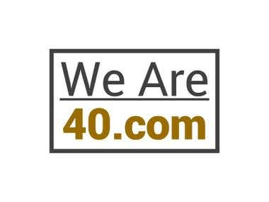 We are 40