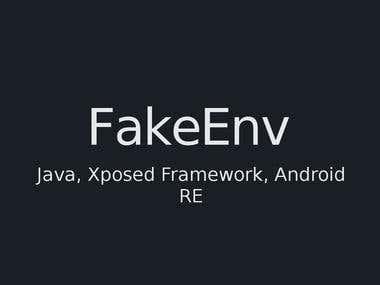 FakeEnv