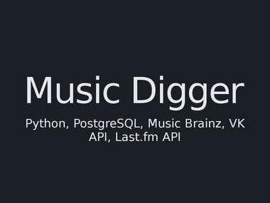 Music Digger