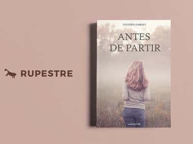 Book Cover - Antes de Partir (2017)
