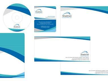 Business cards/ letter head
