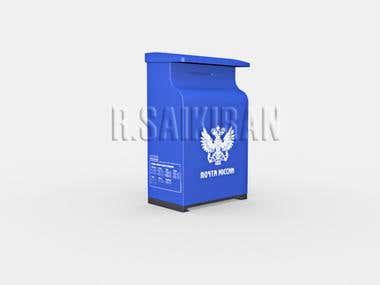 Russian Mail Box