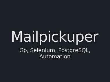Mailpickuper