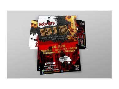 Flyer, Poster & Brochure