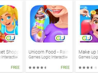 2D Kids Game