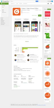 Grofers App