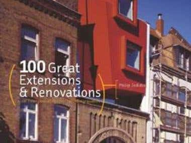 100 Great Extensions & Renovations, Philip Jodidio