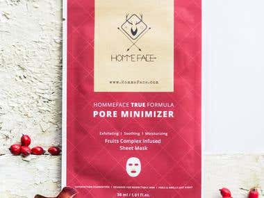 Product Photography - HommeFace