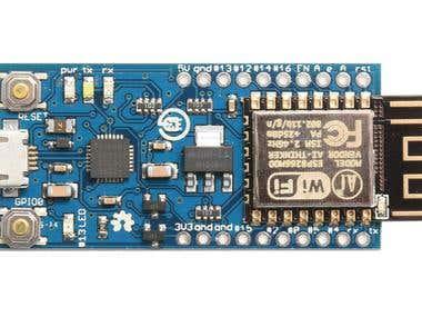 Croduino - microcontroller board series