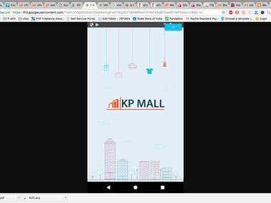 KP MALL ANDORID APP