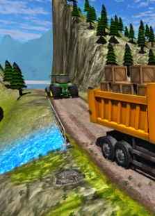 Mobile Game - Truck Driver Cargo