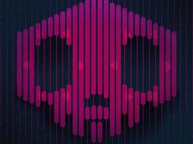 Poster Sombra - Overwatch