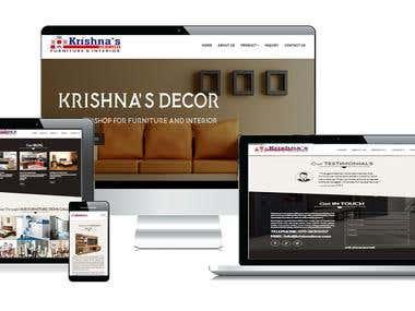 Krishnas Decor Furniture & Interior