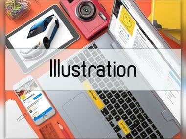 Illustration Designing