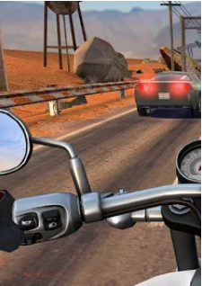 Mobile Game - Moto Rider GO