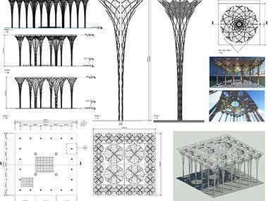 Revit conceptual modeling