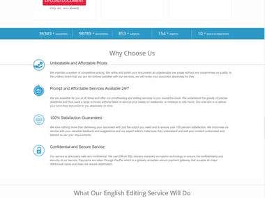 Professional Editing and Proofreading