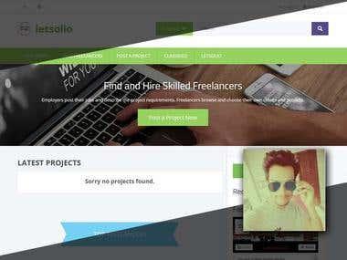 FreelanceJobs (WordPress Development)