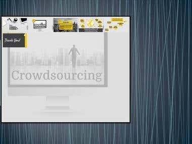 Slides Presentation : Crowdsourcing