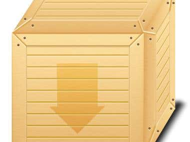 Wooden Box Design