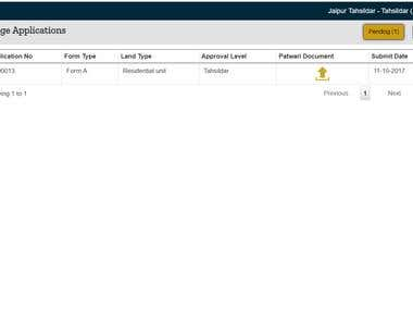 Application Management System