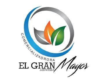 El Gran Mayor - Logo Design