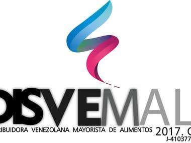 Disvemali - Logo Design