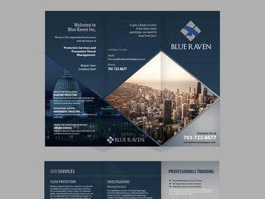 Masta Software - Brochure Design