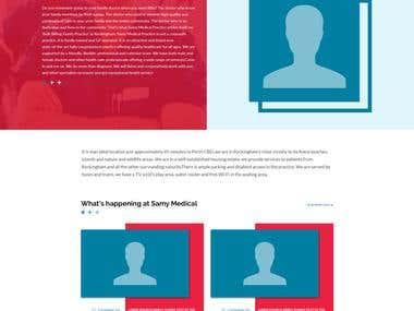 Website Design & Wordpress Development